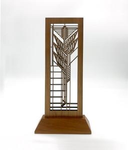 Sumac Art Glass Table Accent