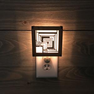 Ennis Block Night Light