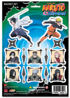 Naruto Shippuden: Broken Bonds Magnet Collection