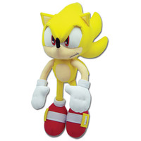 Sonic the Hedgehog: Super Sonic Plush