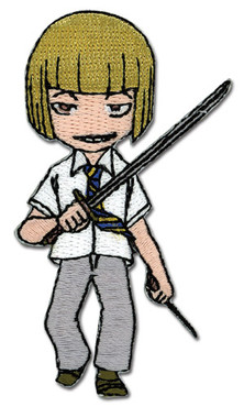 Bleach: Chibi Shinji Hirako Anime Patch