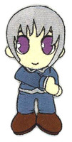 Fruits Basket: Yuki Sohma in Human Form Anime Patch
