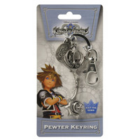 Kingdom Hearts: Star Seeker Keyblade Metal Key Chain
