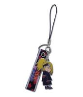 Naruto Shippuden: Chibi Deidara Cell Phone Charm with Akatsuki Strap