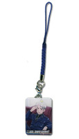 Hetalia: Prussia I am Awesome Cell Phone Charm