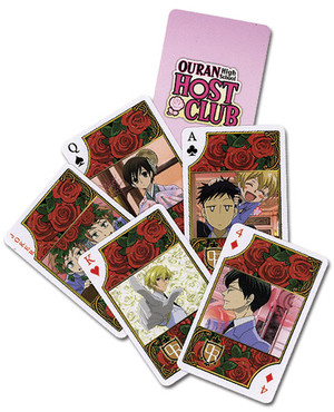 Ouran High School Host Club: Playing Cards