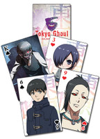Tokyo Ghoul Anime Playing Cards