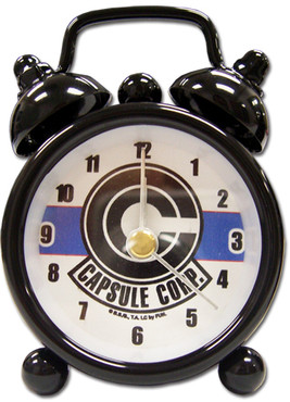 Dragon Ball Z: Capsule Corp Mini Clock
