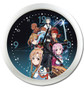 Sword Art Online: Group Wall Clock