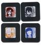 Sword Art Online Anime Coasters Set 2 - Chibi SD Characters