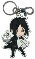 Black Butler: Sebastian Key Chain