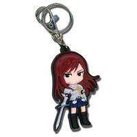 Fairy Tail: Erza PVC Keychain