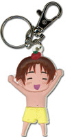 Hetalia: Italy Yellow Shorts PVC Key Chain
