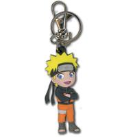 Naruto Shippuden: Chibi Naruto PVC Key Chain