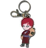 Naruto Shippuden: Chibi Kazekage Gaara PVC Key Chain