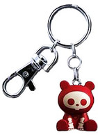 Skelanimals: Cute As Hell Chungkee the Panda PVC Key Chain