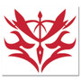 Fate/Zero - Kayneth Command Seal Temporary Tattoo