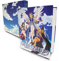 Ah! My Goddess: Three Goddesses Binder