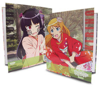 Oreimo: Kirino and Kuroneko Binder