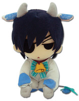 Black Butler: Ciel Cow Cosplay Plush