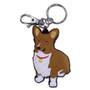 Cowboy Bebop: Ein Corgi Dog PVC Key Chain