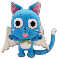 "Fairy Tail: Happy 8"" Plush"