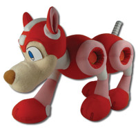 Mega Man 10: Rush Plush