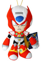 "Mega Man X: Zero 8"" Plush"