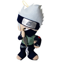 Naruto: Kakashi with Kunai Knife Plush