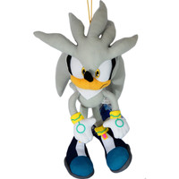 Sonic the Hedgehog: Silver Sonic Plush
