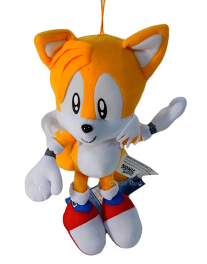 Sonic the Hedgehog: Classic Tails Plush