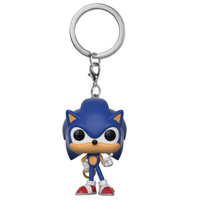 Funko Pocket Pop! Sonic with Ring Vinyl Figure Keychain