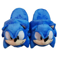Sonic the Hedgehog: Sonic Head Slippers