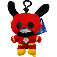 Skelanimals DC Heroes: The Flash Jack Clip-On Plush