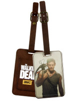 The Walking Dead: Daryl Dixon Luggage Bag Tag