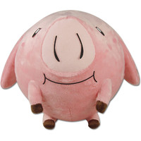 The Seven Deadly Sins: Hawk 8'' Ball Plush
