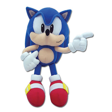 Sonic the Hedgehog: Classic Sonic Plush