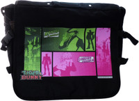 Tiger & Bunny: Kotetsu & Barnaby Panel Messenger Bag