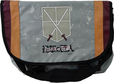 Attack on Titan: Trainees Squad Messenger Bag