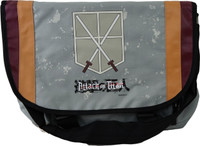 Attack on Titan: Trainees Squad Messenger Bag
