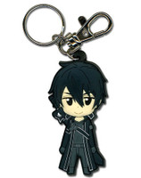 Sword Art Online: Chibi Kirito Smile PVC Key Chain