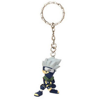 Naruto Shippuden: New Enemy Chibi Kakashi Figure Key Chain