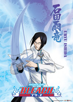 Bleach: Uryu Anime Wall Scroll