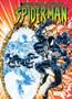Spider-Man: Black Costume Spider-Man Marvel Comics Wall Scroll