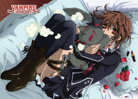 Vampire Knight: Yuki and Bear Anime Wall Scroll