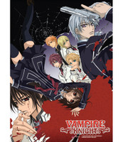 Vampire Knight: Zero Kaname Yuki and Students Anime Wall Scroll