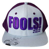 "Dragon Ball Z Frieza ""Fools This Isn't Even My Final Form"" Cap Hat"