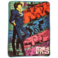 Cowboy Bebop: Spike Spiegel Sublimation Throw Blanket