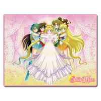 Sailor Moon: Princess Serenity & Sailor Guardians Throw Blanket
