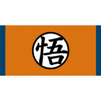 Dragon Ball Z: Goku Symbol Towel
